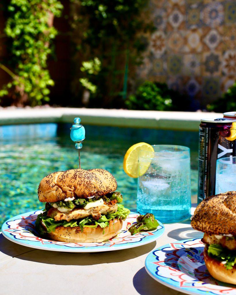 Poolside Chicken Sandwich