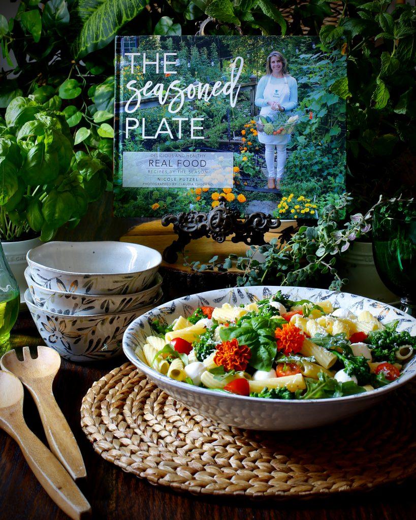 Vegetarian Springtime Rigatoni